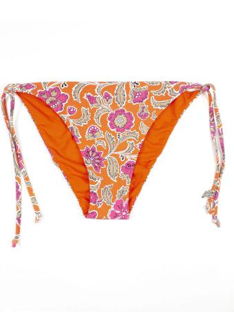 Fisico - Cristina Ferrari Orange Bikini Slip