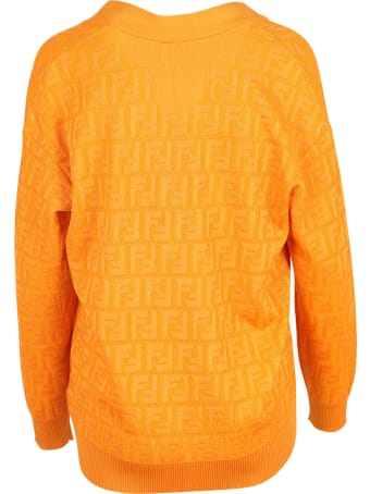 Fendi Cotton Sweater