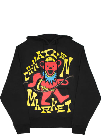Chinatown Market Gd New Grasp On Death Hoodie