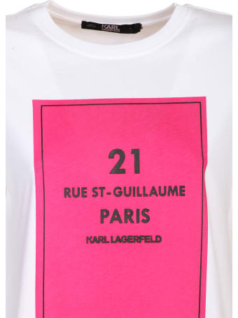 Karl Lagerfeld Short Sleeve T-Shirt