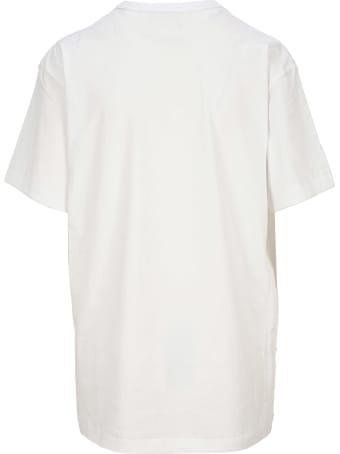 Comme des Garçons Comme des Garçons Ruffled T-shirt