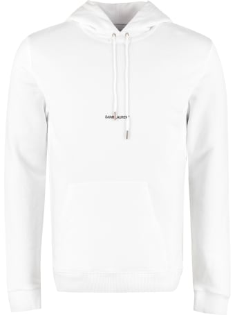Saint Laurent Cotton Hoodie