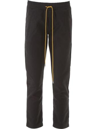 Rhude Pinstripe Jogger Pants