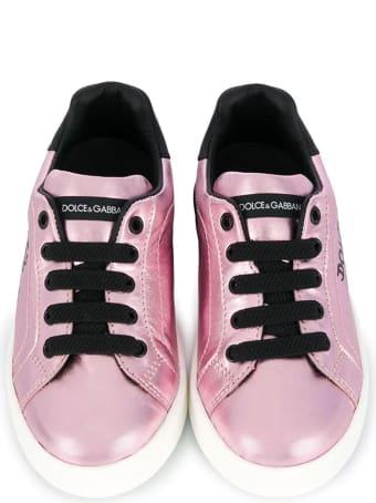 Dolce & Gabbana Sneakers Portofino Teen Dolce&gabbana Kids