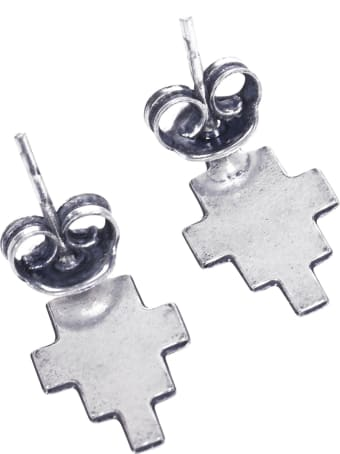Marcelo Burlon Cross Earrings