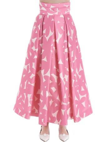 Sara Battaglia 'miami' Skirt