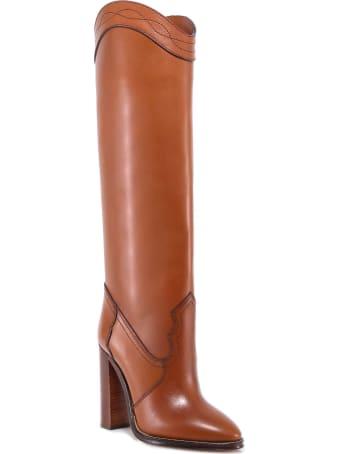 Saint Laurent Kate Boots