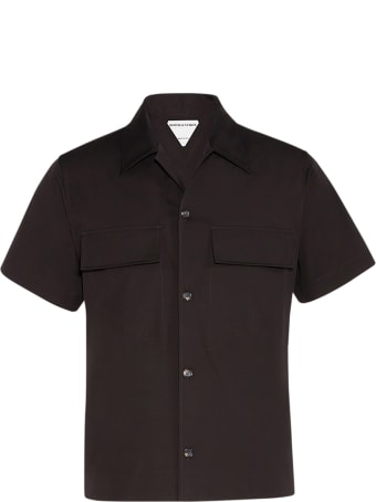 Bottega Veneta Shirt Stretch Popeline