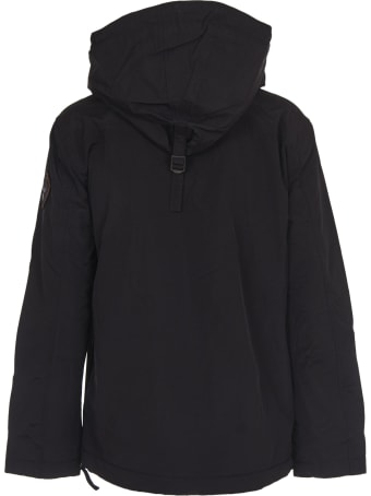 Napapijri Black Woman Rainforest Jacket