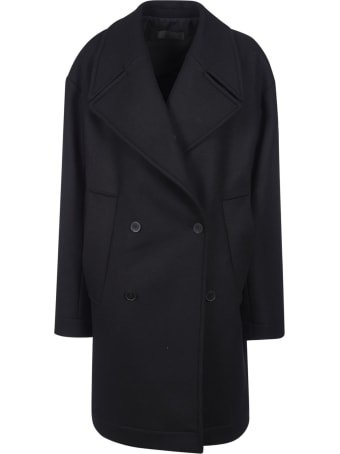 Haider Ackermann Oversized Caban Coat