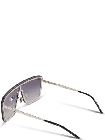 Saint Laurent 364 Shield Sunglasses