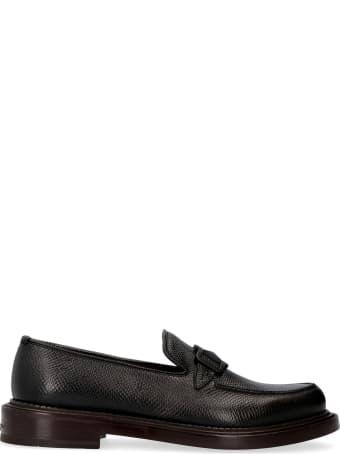Salvatore Ferragamo Ralf Leather Loafers