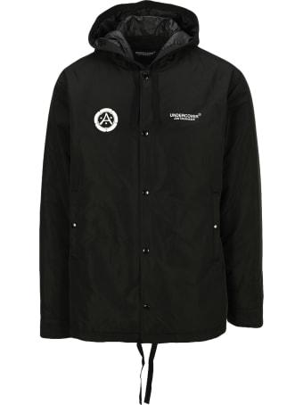 Undercover Jun Takahashi Undercover Logo Jacket