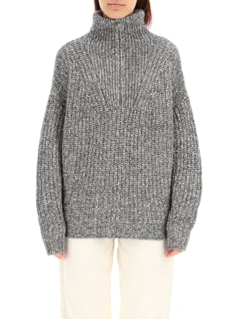 Isabel Marant Étoile Myclan Sweater With Zip