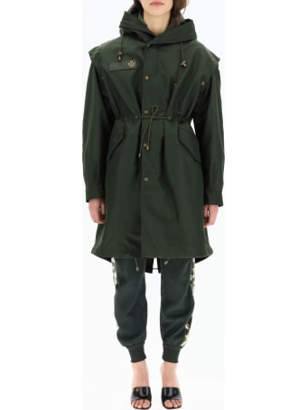 Mr & Mrs Italy Parka With Removable Vest And Bolero