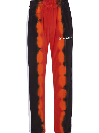 Palm Angels Tie Dye Chenille Track Pants