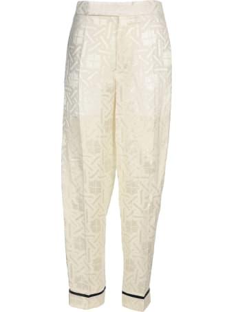 Haider Ackermann High Rise Trousers