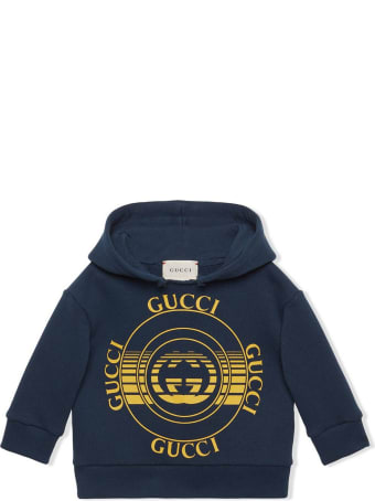 Gucci Baby Gucci Disk Print Sweatshirt