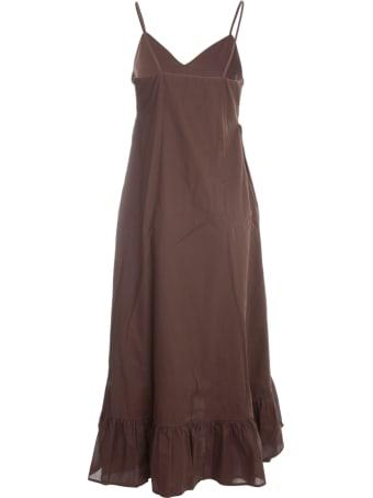 Erika Cavallini Camelia Cotton Thin Strap Dress