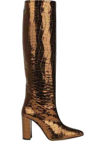 Paris Texas Croco Boots