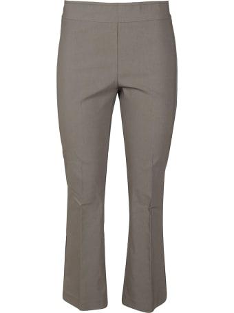 Avenue Montaigne Green Viscose Trousers