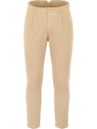 CC Collection Corneliani Chino Trousers