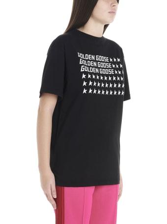 Golden Goose 'golden Flag' T-shirt