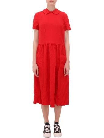 Comme Des Garçons Girl Red Dress