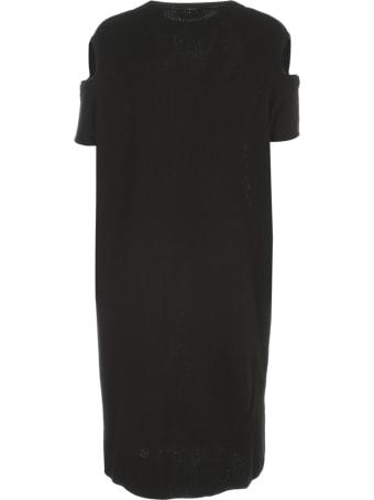 Y's Shoulder Hole Dress L/s W/shirt