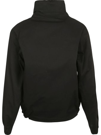 Gucci Signature Web Detail Reversible Jacket