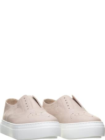 Fratelli Rossetti One Fratelli Rossetti Light Pink Hobo Sport Sneaker
