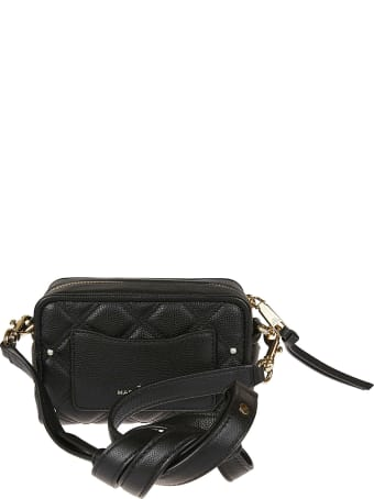 Marc Jacobs Embellished Logo Shoulder Bag