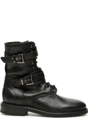 Dawni Double Buckle Boots