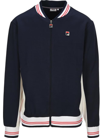 Fila Striped-trim Track Jacket