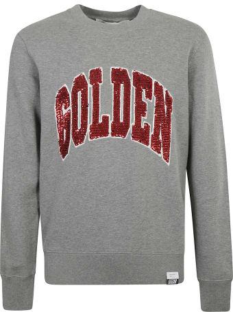 Golden Goose Sweatshirt Archibald Regular Crewneck Sweatshirt