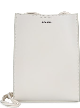 Jil Sander Tangle Leather Mini-bag