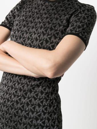 MICHAEL Michael Kors Dress With Mk Lurex Logo
