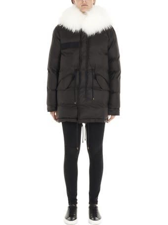 Mr & Mrs Italy 'parka Puffer' Jacket