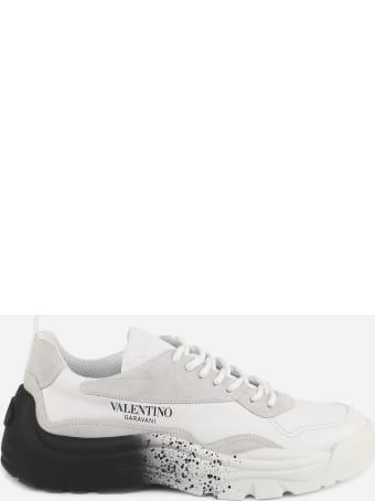 Valentino Garavani Gumboy Sneakers Made Of Calfskin