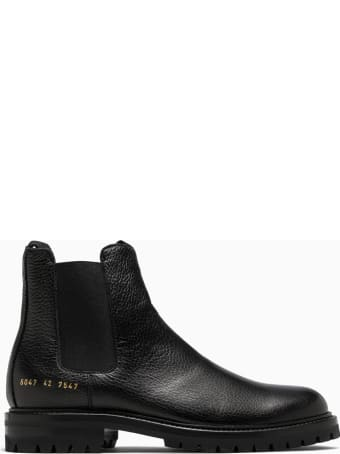 Common Projects Winter Chelsea Bumpy Ankle Boots 2267