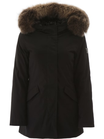 Woolrich Artic Parka With Murmasky Fur