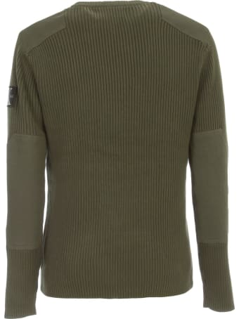 Calvin Klein Jeans Monogram Sleeve Badge Cn Sweater