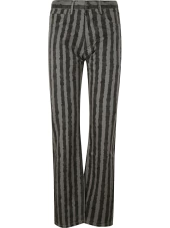 Kenzo Printed Stripe Jeans