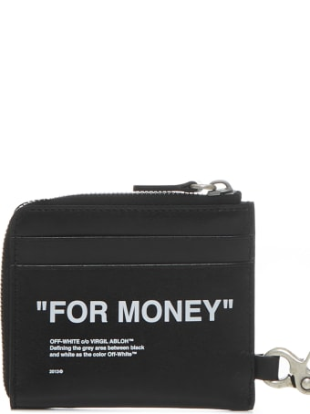 Off-White Formoney Wallet