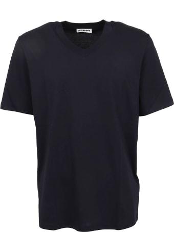 Jil Sander T-shirt Vn Ss