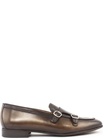 Berwick 1707 Brown Suede Loafer
