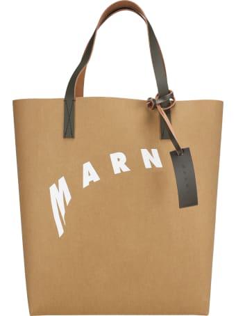 Marni Cellulose Shopping Bag