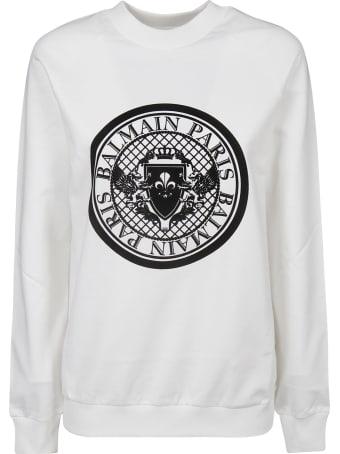 Balmain Coin Sweatshirt