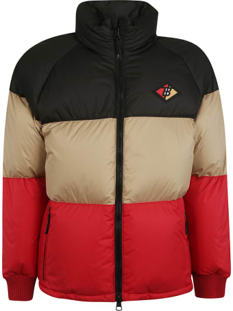 Burberry Tri-color Padded Jacket