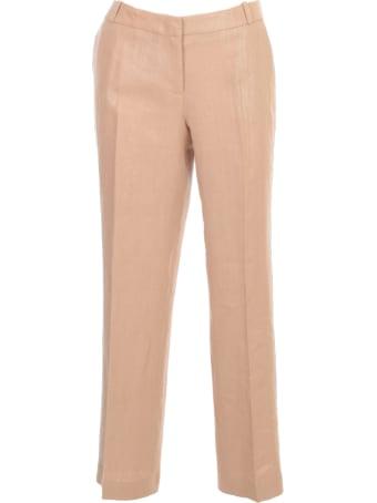 Kiltie & Co. Steve Cropped Pants W/straight Leg